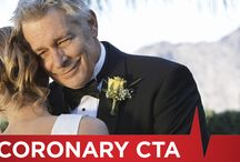 Coronary CTA / A remarkable technology called Coronary CT Angiography (CTA) can provide the earliest possible evidence of developing coronary artery disease, the condition that leads to heart attacks. Coronary CTA can also provide the reassurance of knowing that your healthy lifestyle is helping to prevent one.