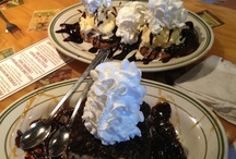 Yes.... I'll have dessert! / by We three Pinners