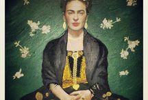 schilderen frida kahlo