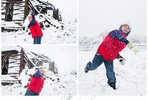 Winter Portrait Ideas