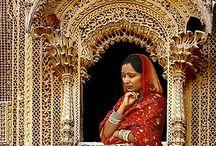 india / by Tapasya Chirimar