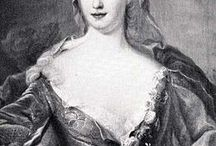 Hedvig Taube / 1714-1744