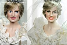 HOW TO REPAINT DOLLS
