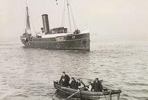 Barts Parels / Elke donderdag 'duikt' Bart, fotograaf bij Het Scheepvaartmuseum, een mooie maritieme foto op.