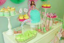 Birthdays - Princess Party
