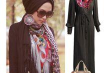 Hijab+fashion=♥ / Where Hijab meets fashion and the possibilities are endless