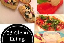 Clean eating and Paleo Recipes / by Gena Rogers