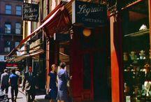 Soho/ London coffee - houses