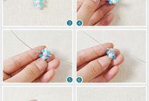 Šperky z korálků-návody