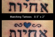 tattoos / by Katlyn Sides