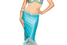 Mermaid Costume / by Eva Spring
