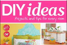 for the home / crafty ideas for all rooms