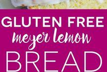 Gluten, Dairy, Sugar Free Recipes