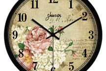Clocks / Exquisite collection of clocks / by DINTIN