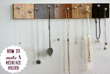 Jewelry Display / Ideas for my new shop.