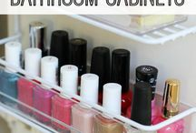organize :: bathroom / by Becky | Clean Mama