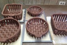 Clay baskets