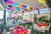 Decoraciones especiales / Te ayudamos a decorar con esa idea que tienes en mente; día de muertos, Navidad, fiesta infantil, etc.