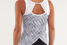 Yoga clothes I need / by Kelsey Graham