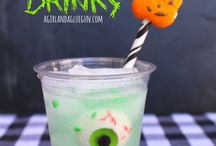 Halloween! / Halloween decor, food and drink recipes, anything spooky.