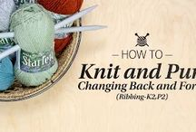 HOW TO Mary Maxim Videos / Learn the basics of knit and crochet or just brush up on your skills? These are the videos for you. These videos are fast, easy and fun to learn and let you do it at your own speed.