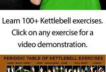 Kettlebell övningar