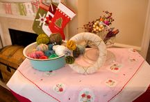 Christmas Crafternoon / by Brenda Stull