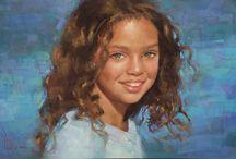 Resim Sanatı - Pastel