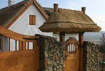 Hegymagas / Balaton-felvidék, parasztház, családi ház, présház, borászat