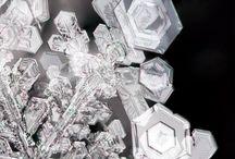 jégkristály/hópihe