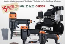 MEGA DEALS / What's a MEGA DEAL? It's a one day sale only on special single item products with great value and pricing! / by Woodcraft