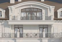 Fasadе / Проекты фасадов