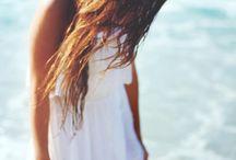 (beach)(summer)(boho). / by Christie