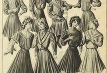 19th: 1890-1910's kids