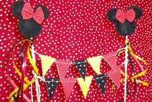 Disney decorations / by Mindy Viehweg