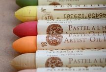 Art Supplies / Here I collect picturesque pics & photos of different Art materials and supplies.