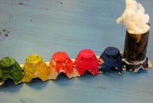 little munchkins- transportation theme