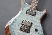Guitar knaggs