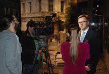 Konferencja prasowa w związku z przekazaniem karabinu Maroszek / Warszawa, 08.04.2014