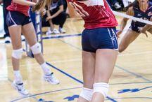 Volleyball / by Abigail Messett