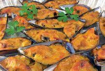 Recetas de marisco y pescado / Las mejores recetas de marisco y pescado...¡Rico, rico!
