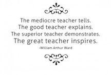 Classroom & Teacher Ideas / by Jeanette Williamson