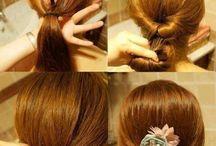 Make Up, Haare & alles was sonst noch dazu gehört