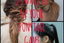 Hair! / by Amanda Toledo
