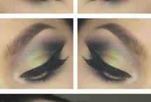 Makeup / The makeup looks I love