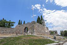 Το κάστρο Καράμπαμπα στην Χαλκίδα