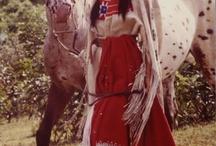 Cowboy og indianer