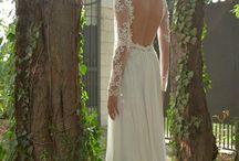 Álmaim esküvő ruhája