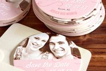 Wedding Invites, Save the Dates, and Placecards / by Danielle Soffer