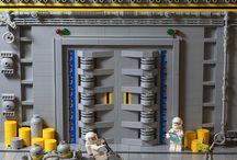 lego hangar